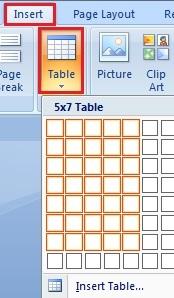 Ubacivanje-tabele
