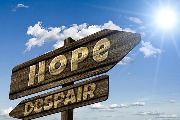 Nada-očajanje