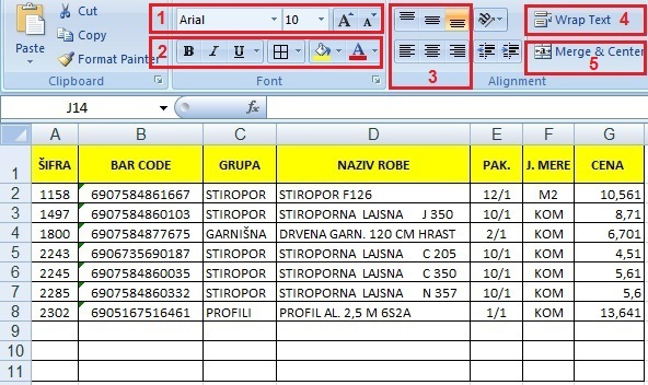 Excel-za-početnike-zadatak-1