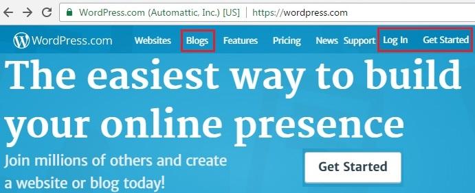 Kreiranje bloga