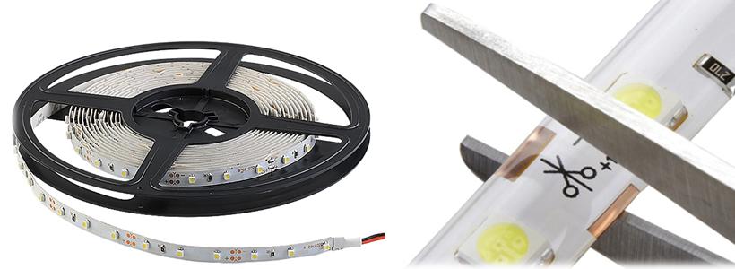 Povezivanje LED trake